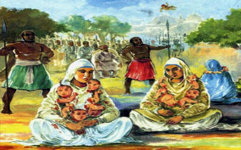 Mass Torture of Sikhs
