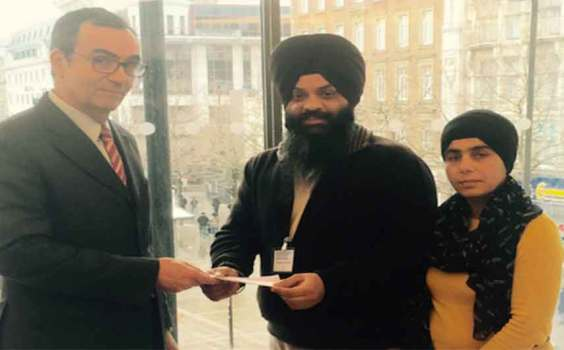 Global Sikh Community Pays Gratitude To Portugal For To Deny India's extradition Request & Releasing Sikh Nationalist Pamma