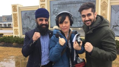 Listent CBA Radio :- Banned From The Ring , Bearded Sikh Boxer Fights Religious Discrimination