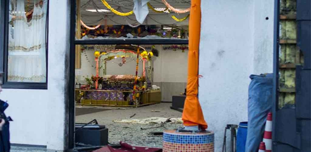 Essen Gurdwara Bomb Blast :- Two Arrested | Police Terms blast in Germany as Act of Terror