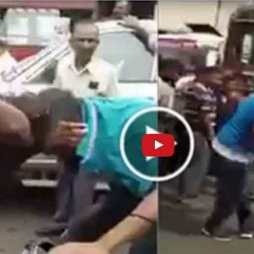 Sikh Youth Badly Beaten by Gangsters