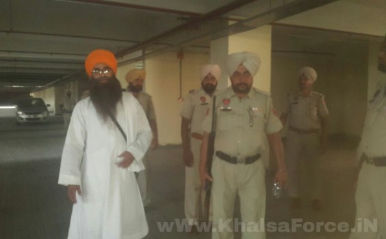 Dr. Gurjinder Singh Arrested and Send to Amritsar Jail For 16 June 2016