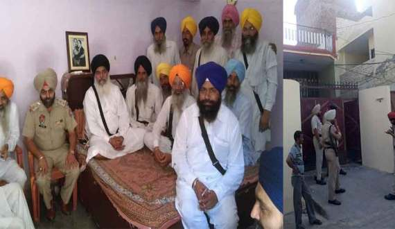 Pictures :- Jathedar Bhai Dhian Singh Mand Released | Now Under House Arrest