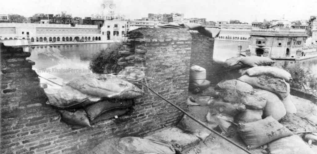 Operation Blue Star 1984 | Documentary by BBC