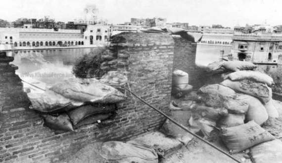 Operation Blue Star 1984   Documentary by BBC