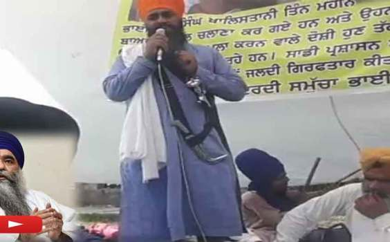 Bhai Sukhjit Singh Khose has Challenged the threats of Violence and intimidation of Baba Dhumma and Jagowale