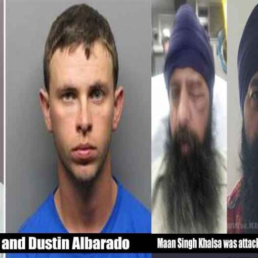 Maan Singh Khalsa was attacked, beaten and his hair was cut off in Richmond, officials said. (Sikh Coalition)