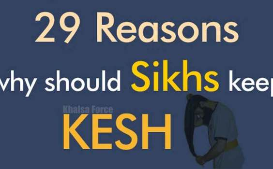 Why You Should Keep Long Kesh (Uncut hair) ? | 29 Reason's