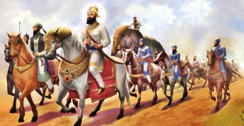 13 Amazing Facts Guru Gobind Singh Ji