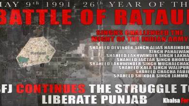 May 9th 1991 | The Battle of Rataul Singh Challenged The Might Of The Indian Army | 72 hours