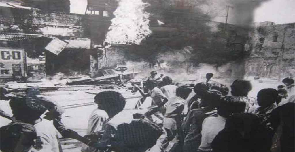 Supreme Court issues notice to the Indian Government regarding killing of 127 Kanpur Sikhs 1984 anti-Sikh massacre in Kanpur