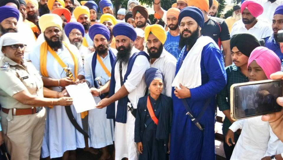 Protest | Ros March in Amritsar For The Arrest Of Sakshi Bhardwaj | Sikh Channel Special Reports