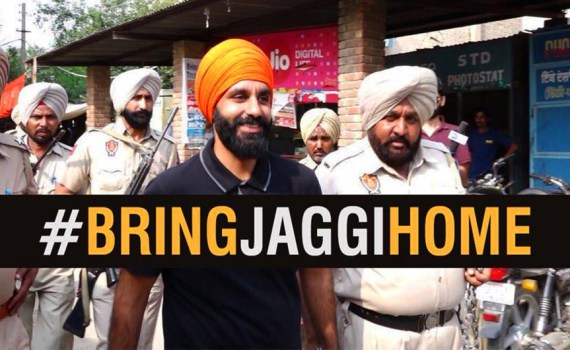 500 Days Since Jagtar Singh Jaggi Johal's Arrest | India Still Failing To Investigate Torture Claims #FreeJaggiNow