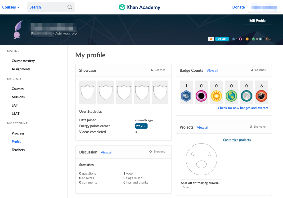 What Is My Learner Home Page And What Can I Do There