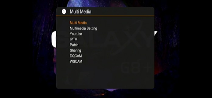 Galaxy G8 Plus 1506tv