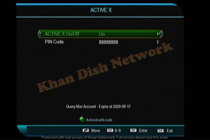 active x server