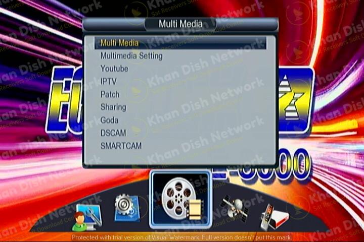 Echolink e-8000 1506t software