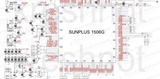 Sunplus 1506g datasheet