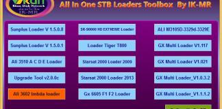 Stb Loader toolbox