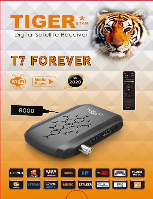 Tiger T7 Forever Software