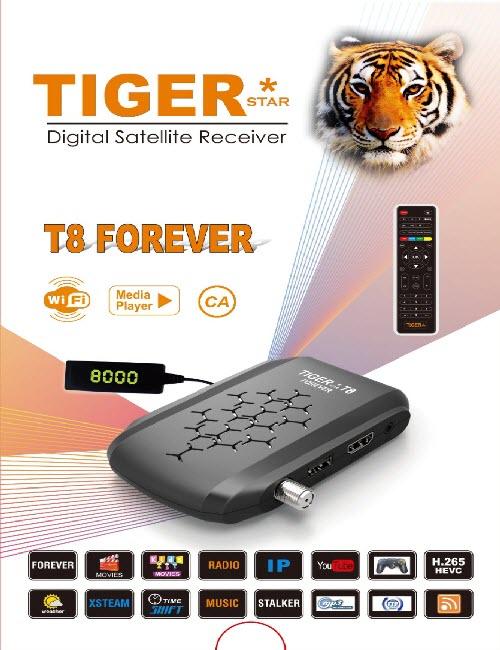 Tiger T8 Forever Software