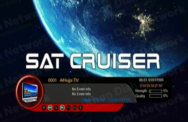 Sat Cruiser 777 1506t Software