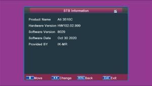 Ali 3510c new software 2020