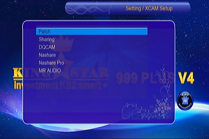 Kingstar 999 plus V4 software