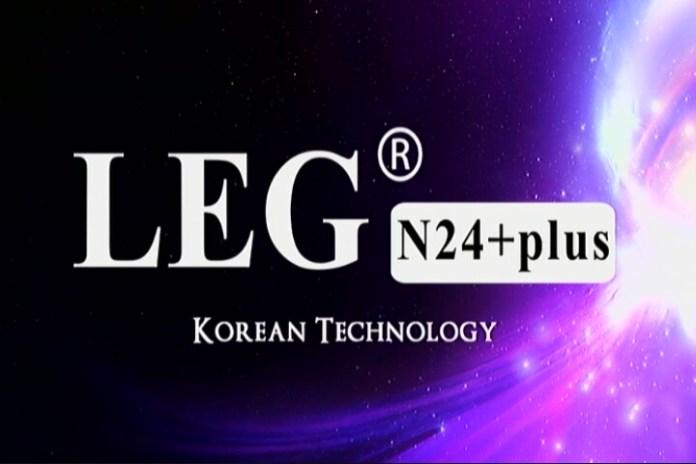 Leg n24 plus new software