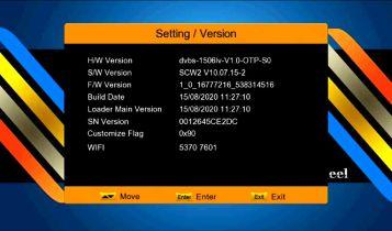 Echolink el-5050 1506lv new software