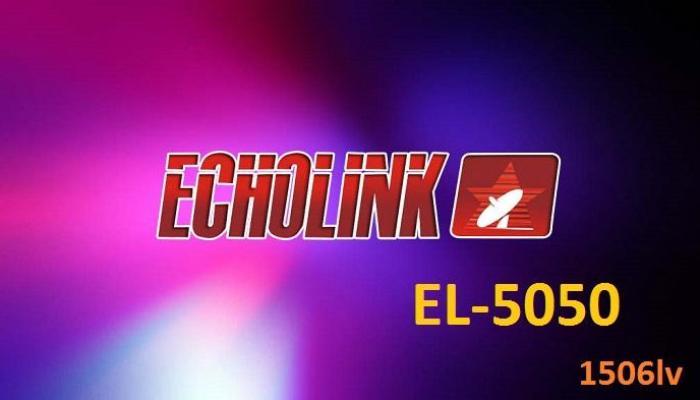 Echolink El-5050 1506lv SCB5 V10.03.01 GPRS, Dscam, Goda