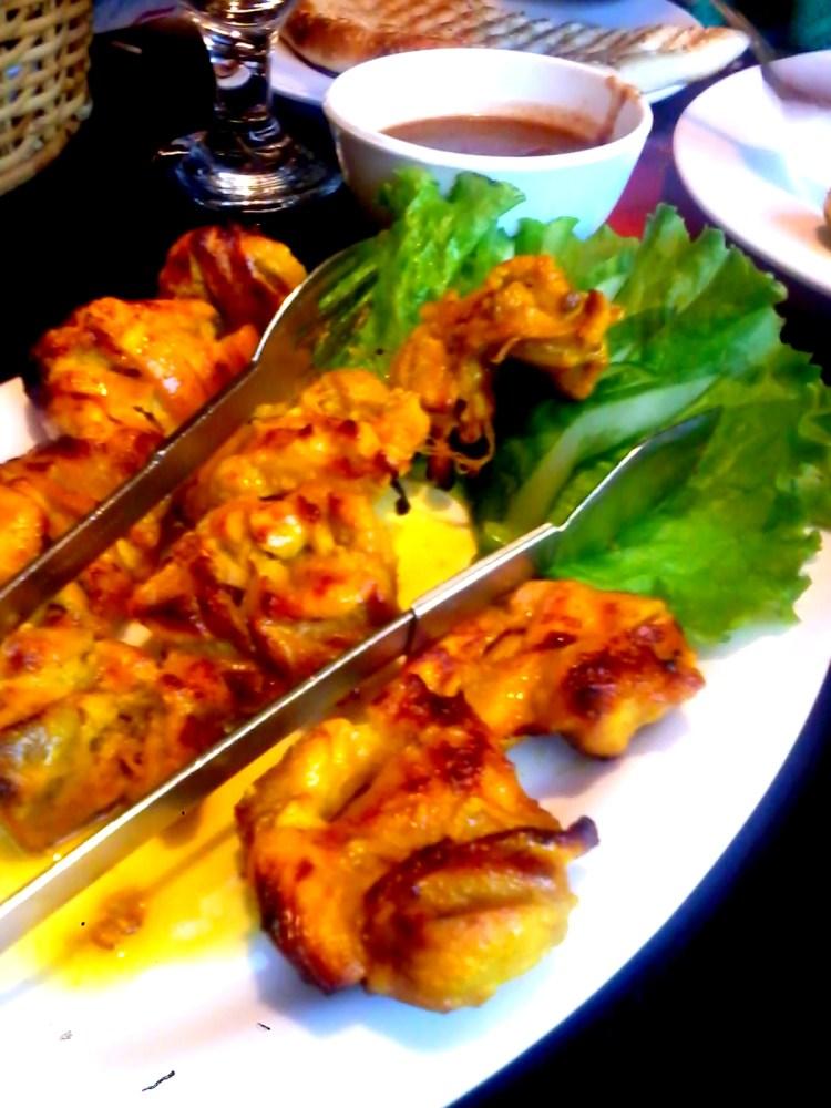 Delicious Chicken Irani Boti at Bundu Khan & My Pakistani Sentiments.  (1/3)