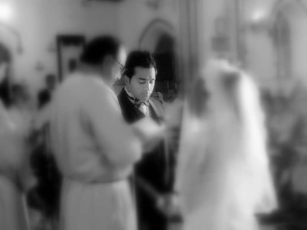 My Friend's Wedding at Cathedral Church of Resurrection, Lahore (4/6)