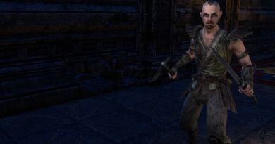 ESO Character Creation - Floki Nord Nightblade