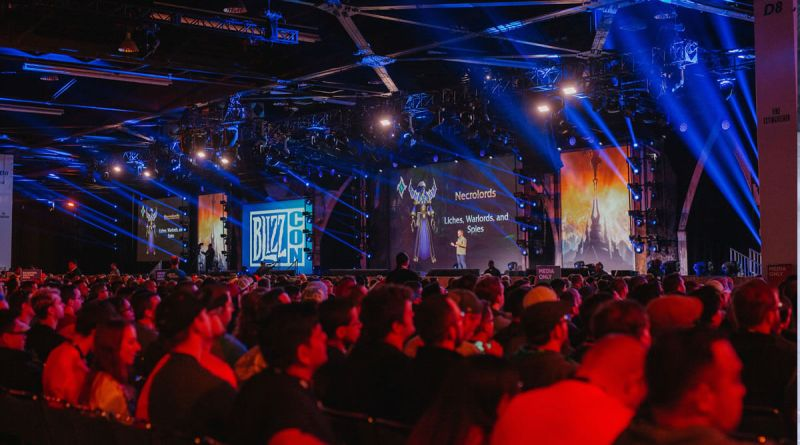 Warcraft Community at Blizzcon 2019