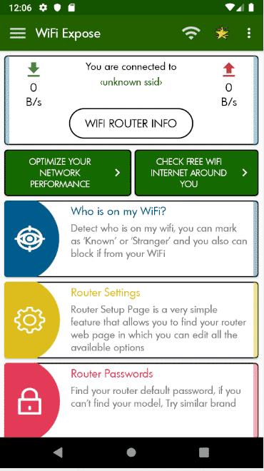 برنامج لمعرفة الاجهزة المتصلة بالشبكة والتحكم بها
