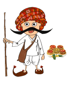 rajasthani-cartoon-with-achar