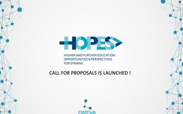 HOPES Calls for Proposals