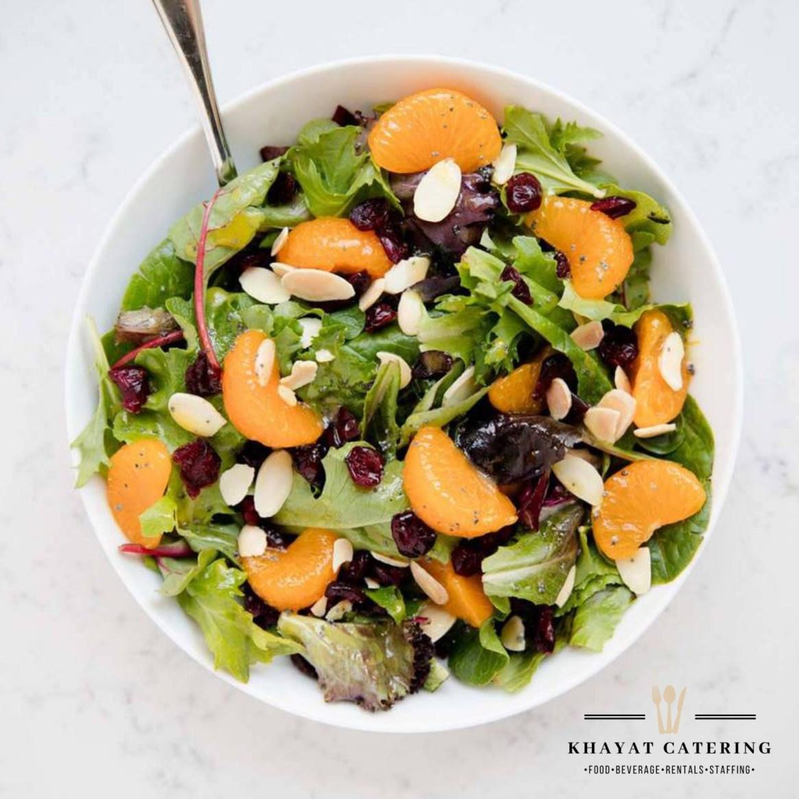 Khayat Catering asian salad