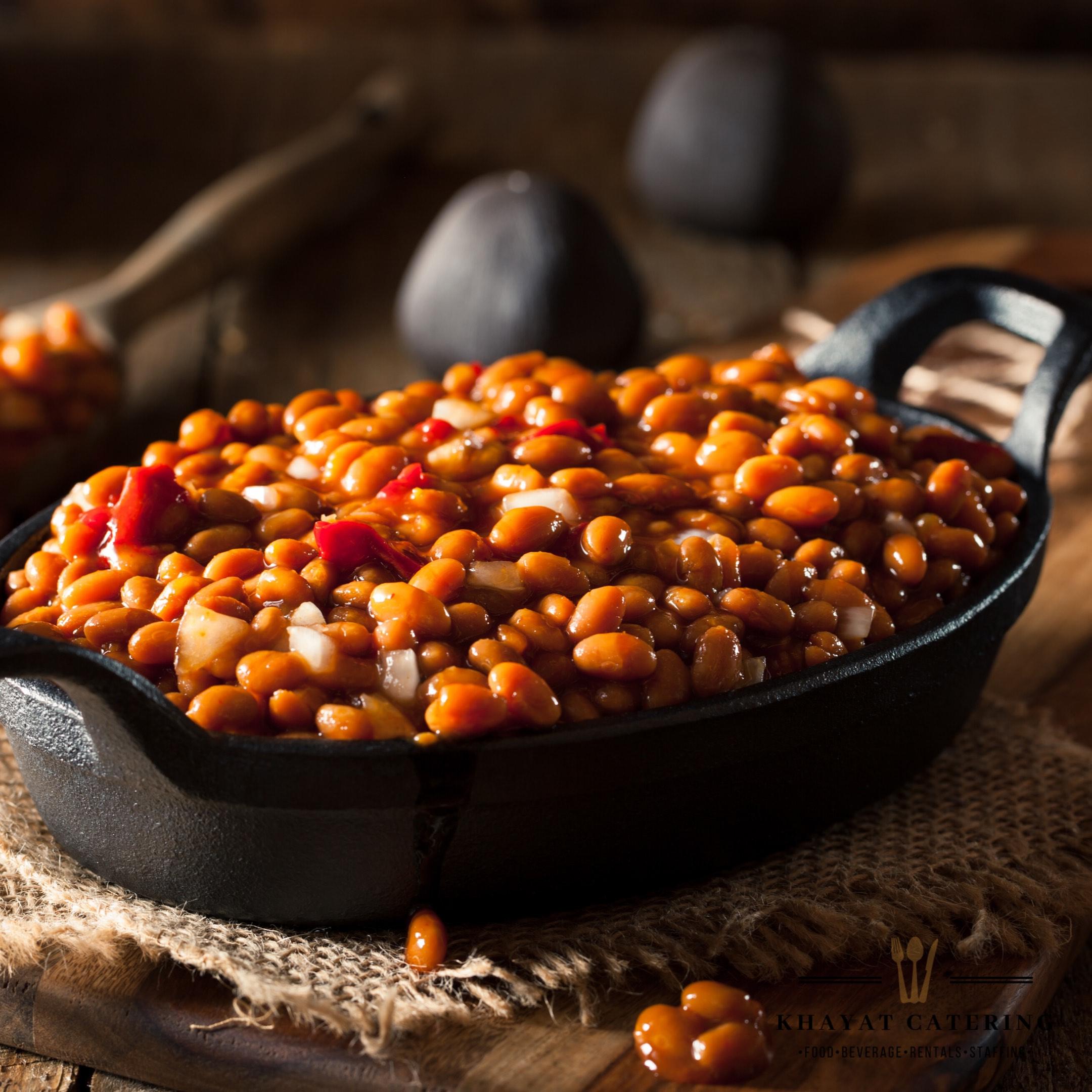 Khayat Catering baked beans