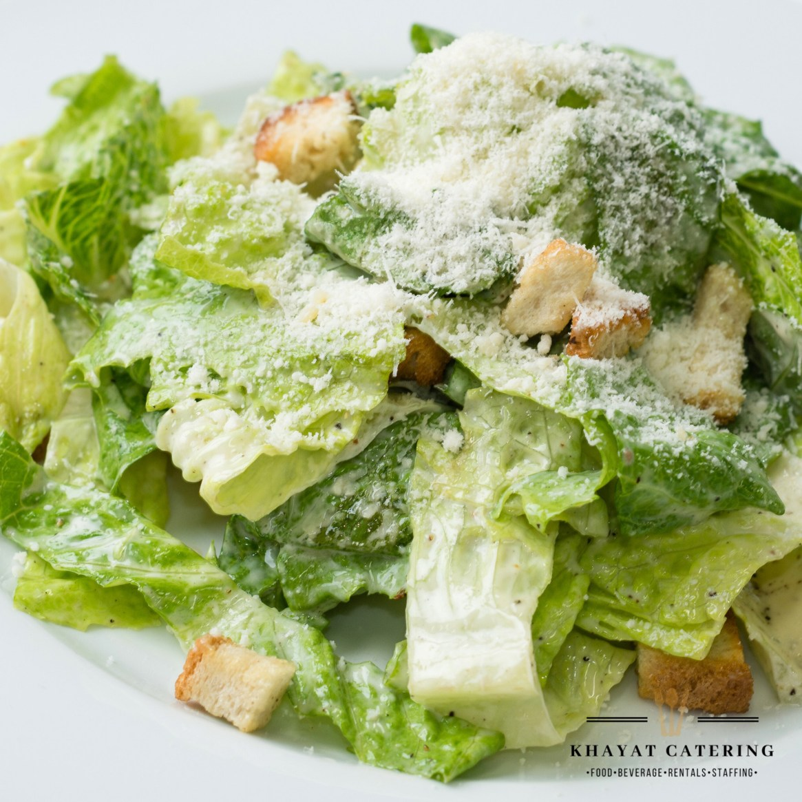 Khayat Catering caesar salad