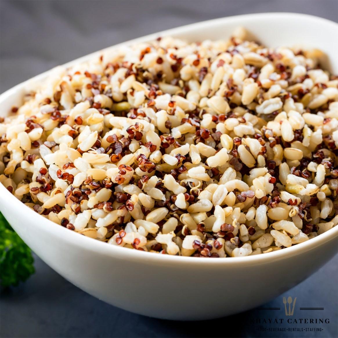 Khayat Catering quinoa