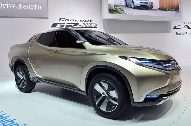 Mitsubishi-GR-HEV