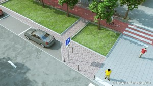 Парковка. Приклад