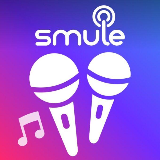Smule - aplikasi untuk karaoke gratis