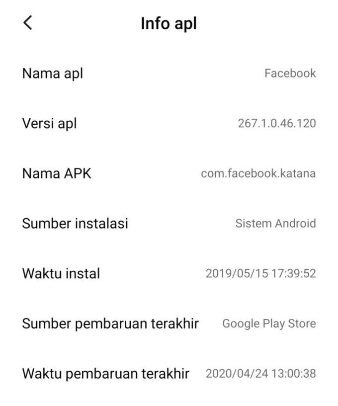 Cara Melihat Tanggal Download Aplikasi Di Android Kheefa