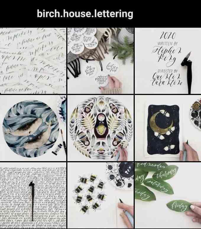 background putih untuk feed instagram