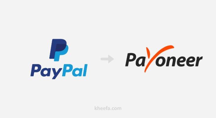 cara transfer paypal ke payoneer
