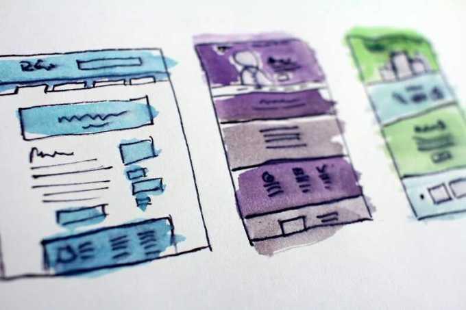 letak perbedaan blog dan website