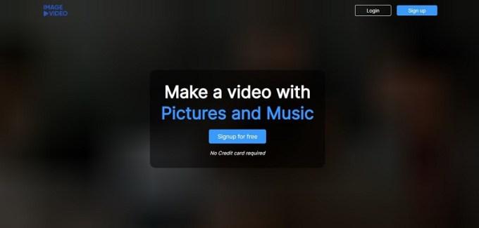 cara membuat foto menjadi video tanpa aplikasi menggunakan imagetovideo